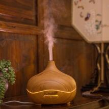 Jupiter - világos fa mintázatú aroma diffúzor (300 ml)