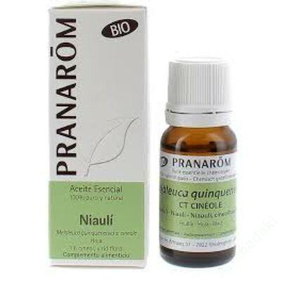 Niaouli ct cineol  (Melaleuca quinquenervia) 10 ml (82)