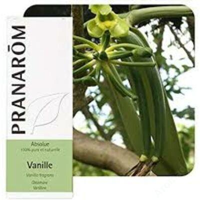 Vanília abszolútum  (Vanilla fragrans auct) 5 ml (90)