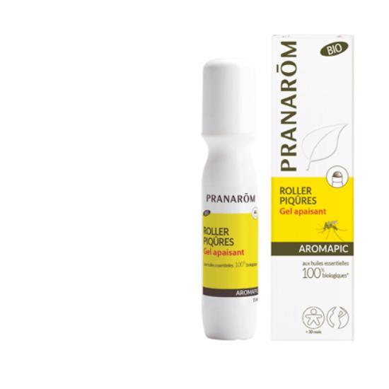 Aromapic szúnyogcsípés kezelő roll  (125)