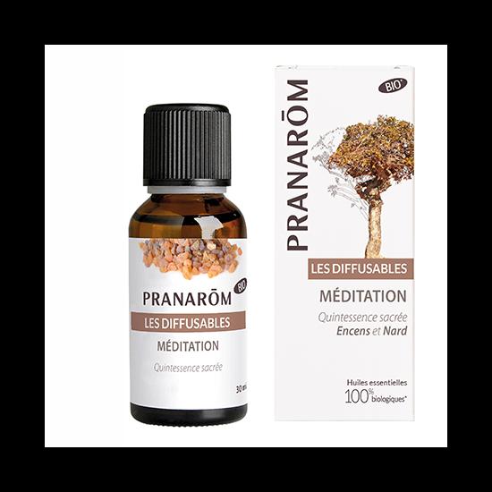 Meditiációt segítő illóolaj szinergia 30 ml (93)