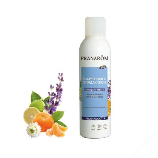 Aromanoctis  elalvást és relaxációt segítő spray (114)