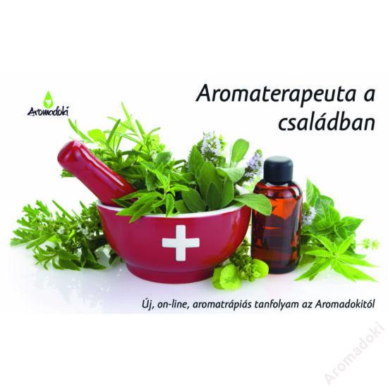 online tanfolyam, kurzus, illoólaj, aromaterápiás kurzus