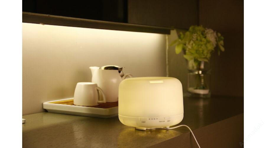 Nagyobb nappaliba is tökéletes 500 ml-es aroma diffúzor 754497f107